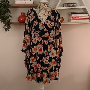 Betsey Johnson Floral Frendzy